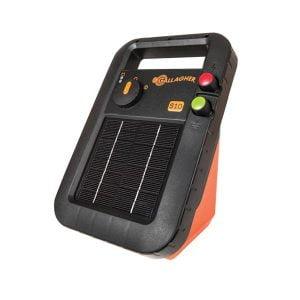 B10 Solar fencer