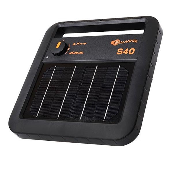 S40 Solar Fence Energizer Electric Fence Canada