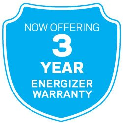 Gallagher 3 year Energizer Warranty